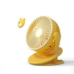 DIMO Clip Fan F3-Yellow